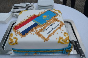 Catering Service at The Embassy of the Republic of Kazakhstan in The Hague