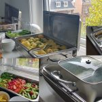 Intercatering Lunch-Service- Amsterdamat-Gazprom-Cooperatie