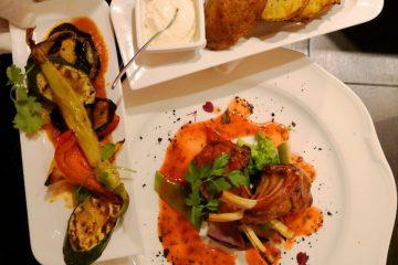 Intercatering, hot meals catering, Amsterdam, Den Haag, Rack of Lamb